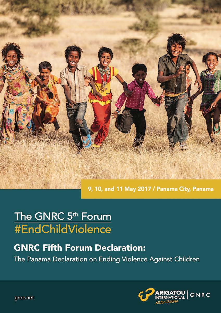 The GNRC Fifth Forum Declaration