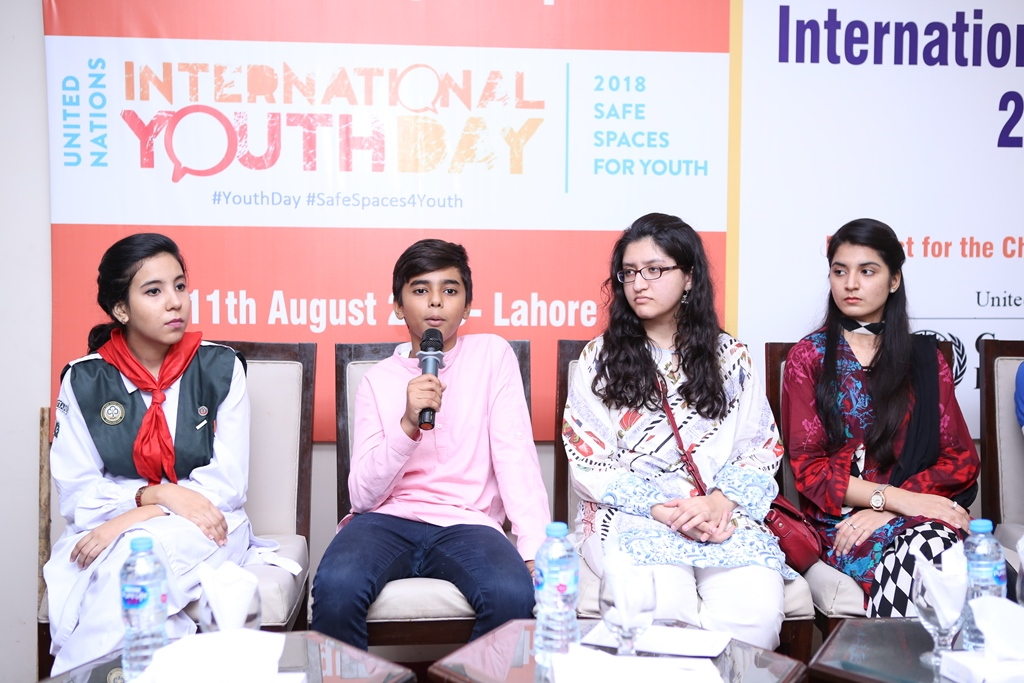 CAN Pakistan Int.YouthDay20183