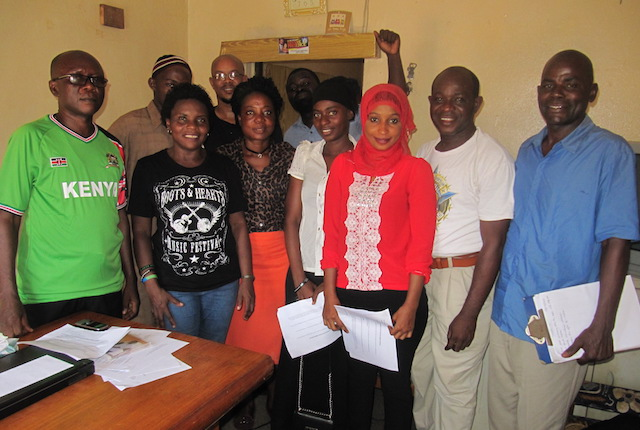 Establishing the GNRC Network in Sierra Leone