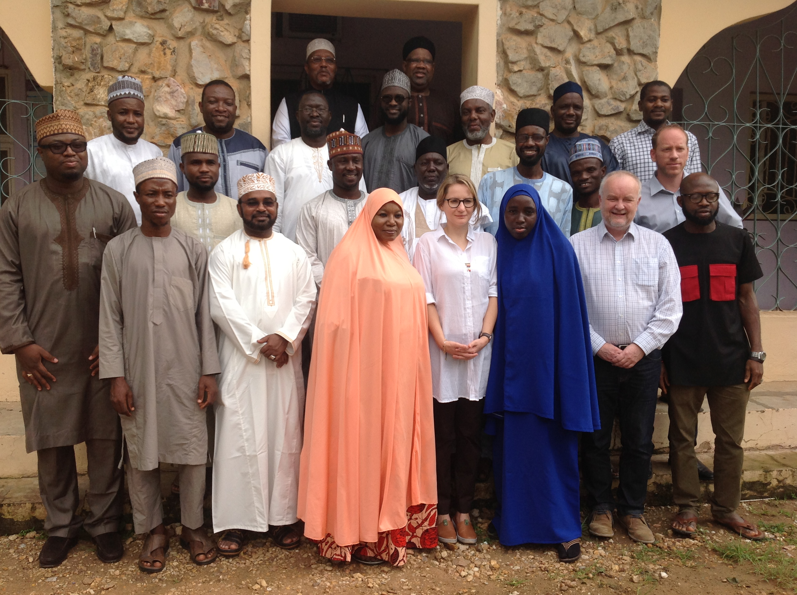 Nigeria Reviewing Contents and Approaches in Responding to Extremists Narratives1