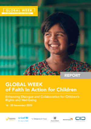GLOBAL WEEK of Faith in Action for Children 2020 thumbnail