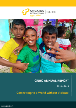 GNRC ANNUAL REPORT 2018 – 2019 thumbnail