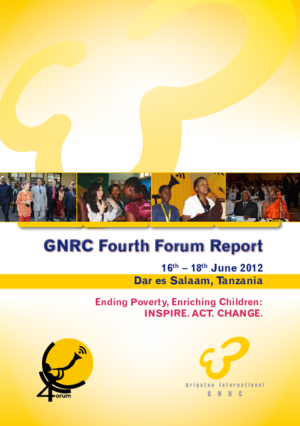 GNRC Fourth Forum Report thumbnail