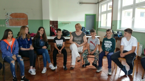 Bosnia and Herzegovina - Life Skills Training, May 2018