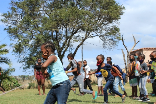 GNRC–South Africa Launches Zimbali Zonke Garden4Life Project on International Day of Peace