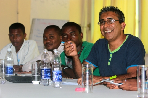 GNRC International Youth Camp 2014 held Zanzibar